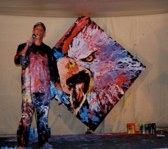 dan dunn speed painter